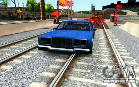 ENB for Medium PC para GTA San Andreas séptima pantalla