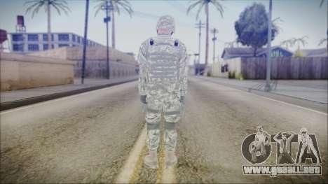 CODE5 USA para GTA San Andreas tercera pantalla