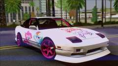 Nissan 240SX Pony Power