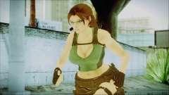 Lara v1 para GTA San Andreas