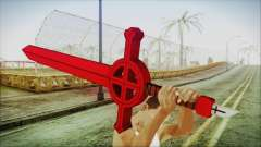 Demon Blood Sword from Adventure Time para GTA San Andreas