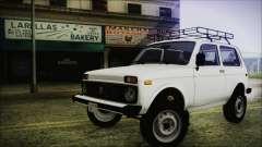 VAZ 2121 Niva 1600 FIV APT para GTA San Andreas