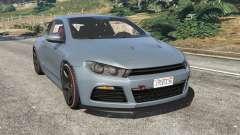 Volkswagen Scirocco para GTA 5
