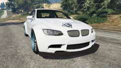 BMW M3 (E92) [LibertyWalk] v1.1 para GTA 5