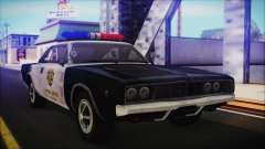 Police Car R.P.D. from RE 3 Nemesis