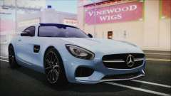 Mercedes-Benz AMG GT 2016 para GTA San Andreas