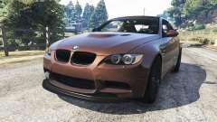 BMW M3 (E92) GTS v0.1
