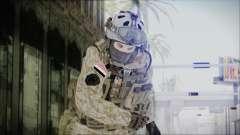 CODE5 Afghanistan para GTA San Andreas