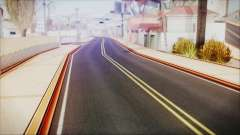 HD All City Roads para GTA San Andreas