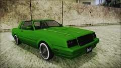 GTA 5 Willard Faction Custom para GTA San Andreas