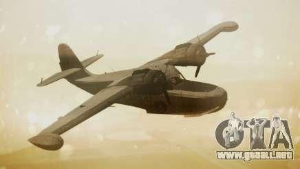 Grumman G-21 Goose N56621 Rusty para GTA San Andreas