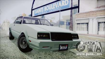GTA 5 Willard Faction para GTA San Andreas