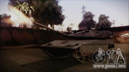 M2A1 Slammer Tank para GTA San Andreas