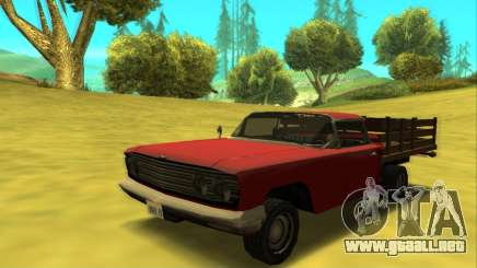 Voodoo El Camino v2 (Truck) para GTA San Andreas
