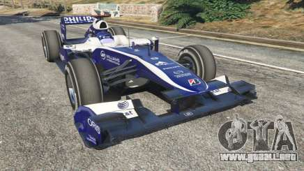 Williams FW32 para GTA 5