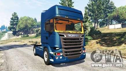 Scania R730 para GTA 5