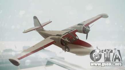Grumman G-21 Goose VHIRM para GTA San Andreas