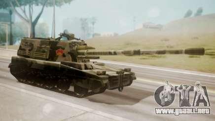 Norinco PLZ-45 155mm para GTA San Andreas