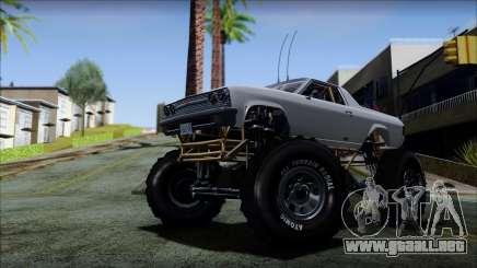 GTA 5 Cheval Marshall para GTA San Andreas