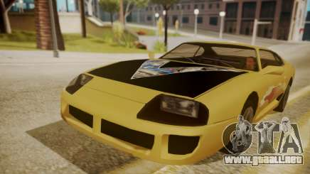 Jester FnF Skins 1 para GTA San Andreas