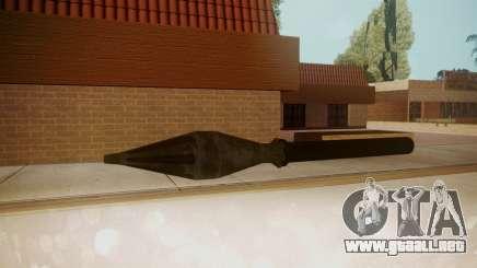GTA 5 Missile para GTA San Andreas