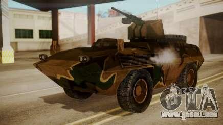 KM900 (Fiat Type 6614) para GTA San Andreas