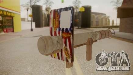 GTA 5 Stinger para GTA San Andreas