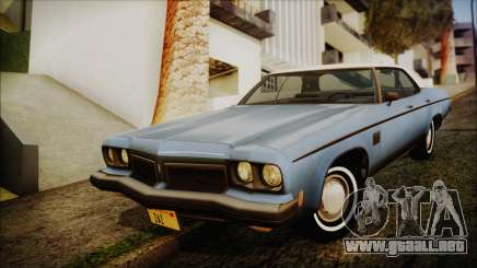 Oldsmobile Delta 88 1973 Final para GTA San Andreas
