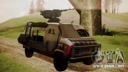 BF3 Rhino para GTA San Andreas