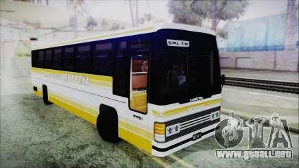 Scania Cametal Nahuel II para GTA San Andreas