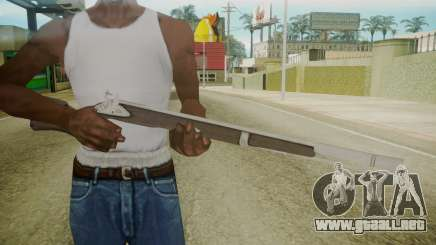 GTA 5 Rifle para GTA San Andreas