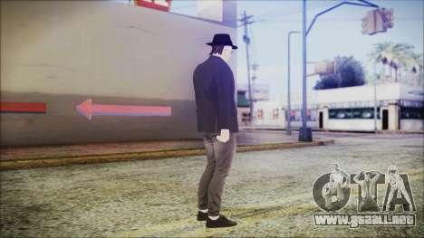 GTA Online Skin 49 para GTA San Andreas tercera pantalla