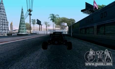 uM ENB para PC débil para GTA San Andreas sucesivamente de pantalla