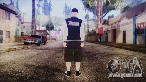 GTA Online Skin 50 para GTA San Andreas tercera pantalla