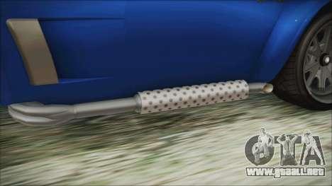 GTA 5 Declasse Mamba para la visión correcta GTA San Andreas