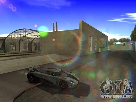 ENB Simple HD v1 para GTA San Andreas