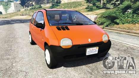 Renault Twingo I para GTA 5