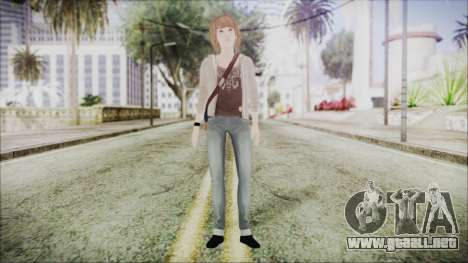 Life is Strange Episode 4 Max para GTA San Andreas