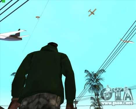 La locura en el estado de San Andreas v1.0 para GTA San Andreas tercera pantalla