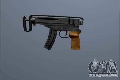 PP Escorpio para GTA San Andreas