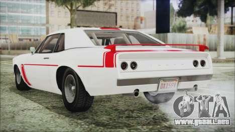 GTA 5 Declasse Tampa para GTA San Andreas left