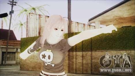 DoA Kokoro 2 para GTA San Andreas