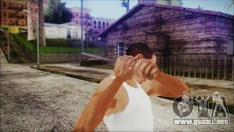 Screwdriver HD para GTA San Andreas tercera pantalla