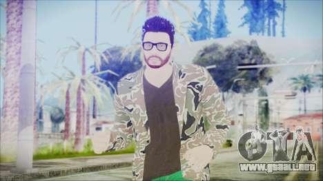 GTA Online Skin 28 para GTA San Andreas