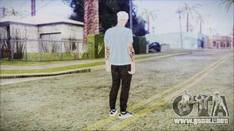 GTA Online Skin 5 para GTA San Andreas tercera pantalla