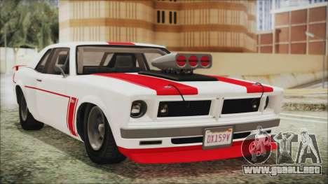 GTA 5 Declasse Tampa para GTA San Andreas