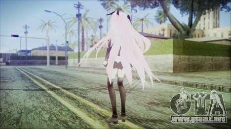 Krul Tepes [Owari no Seraph] para GTA San Andreas tercera pantalla