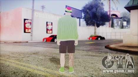GTA Online Skin 44 para GTA San Andreas tercera pantalla