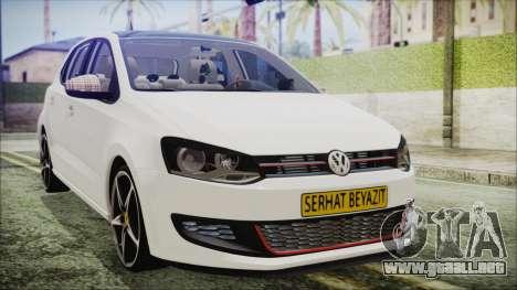 Volkswagen Polo 1.2 TSI para GTA San Andreas