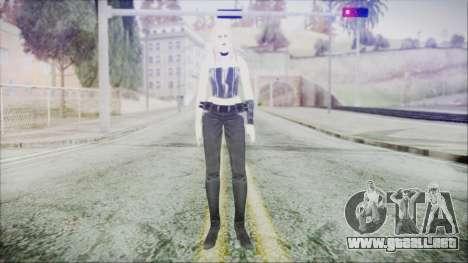 DMC4 Trish para GTA San Andreas segunda pantalla